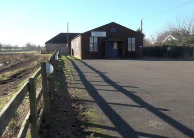 1. New Village Hall Story