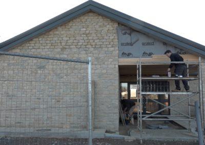 100. New Village Hall Story