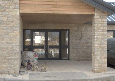 104. New Village Hall Story