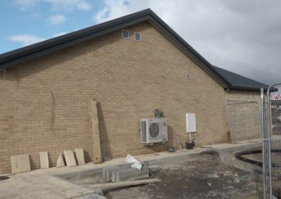 106. New Village Hall Story