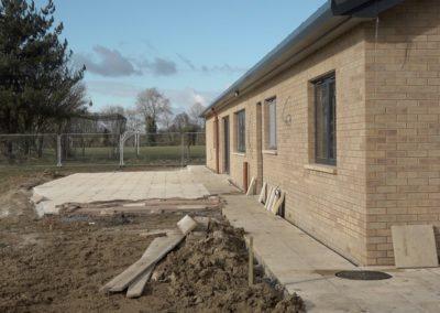 107. New Village Hall Story