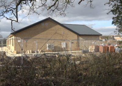 110. New Village Hall Story