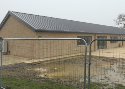 120. New Village Hall Story