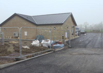 127. New Village Hall Story