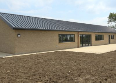 133. New Village Hall Story