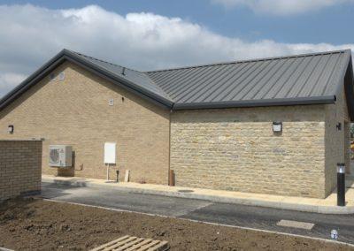 136. New Village Hall Story