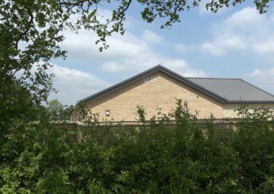 140. New Village Hall Story