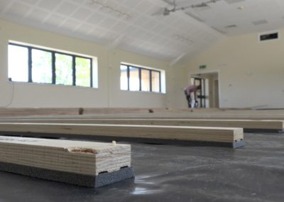 154. New Village Hall Story