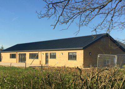 160. New Village Hall