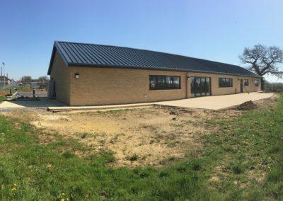 163. New Village Hall