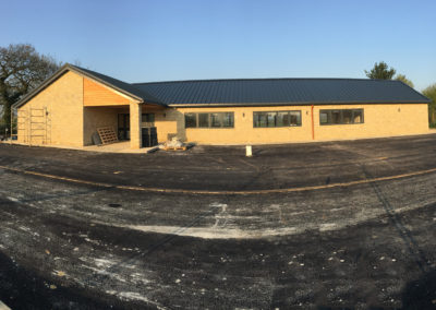 167. New Village Hall