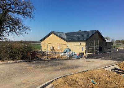 168. New Village Hall