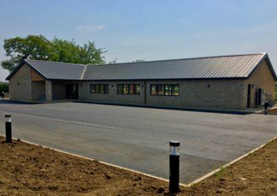 172. New Village Hall
