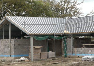 35. New Village Hall Story