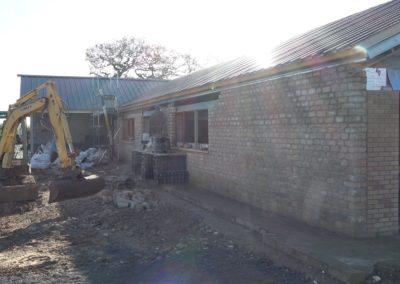 53. New Village Hall Story