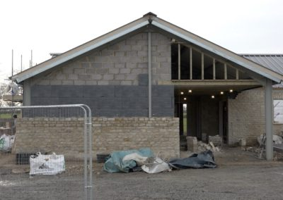 60. New Village Hall Story