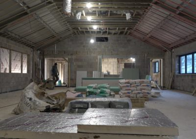 65I. New Village Hall Story