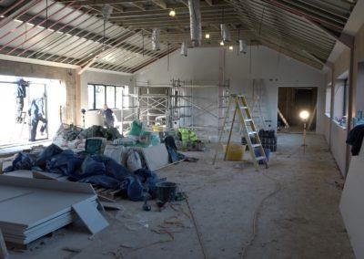 73. New Village Hall Story