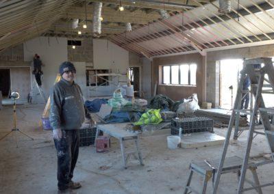 75. New Village Hall Story