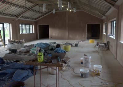 84. New Village Hall Story