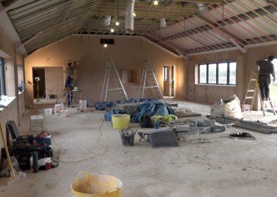 85. New Village Hall Story