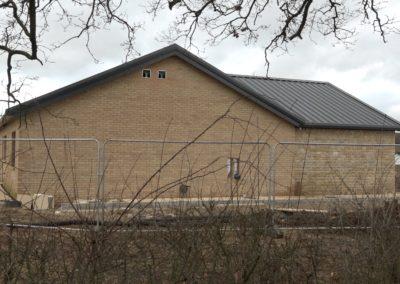 87. New Village Hall Story