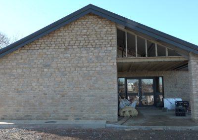 90. New Village Hall Story