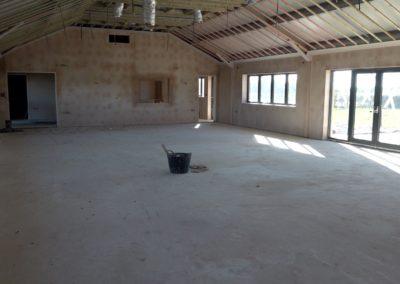 92. New Village Hall Story