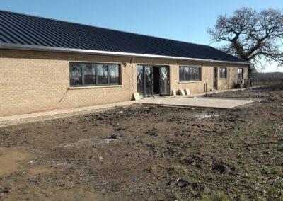 93. New Village Hall Story